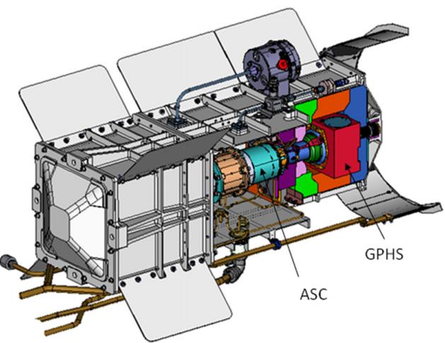 ASRG Cutaway, Wong NASA 2015