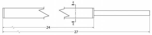 DUFF Heat Pipe Elevation, inches Gibson 2013
