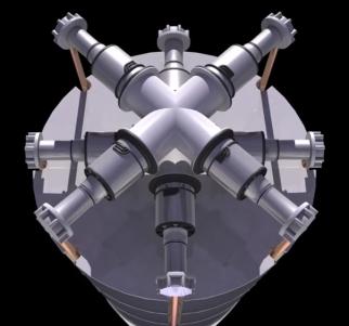 KRUSTY LANL 3D Model 3 Stirling