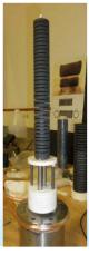 Electrically Resistive Heating Element, image courtesy NASA