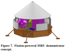 ISRU Concept, NASA