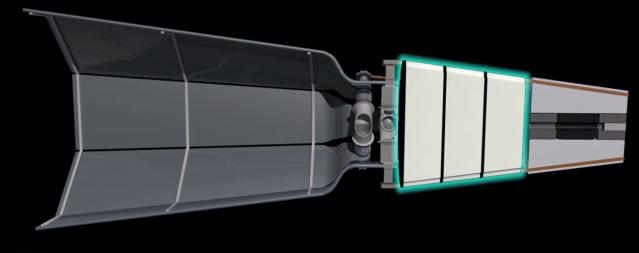 LANL Kilopower screencap Rad Shield