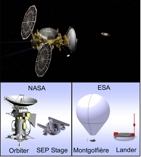 TSSM Baseline Mission Graphic