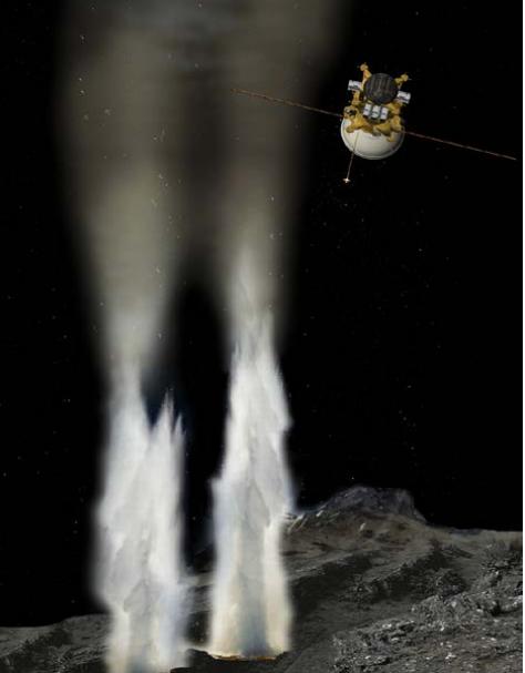 TSSM Enceladus
