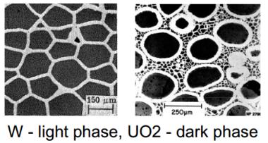 CERMET micrograph, NASA