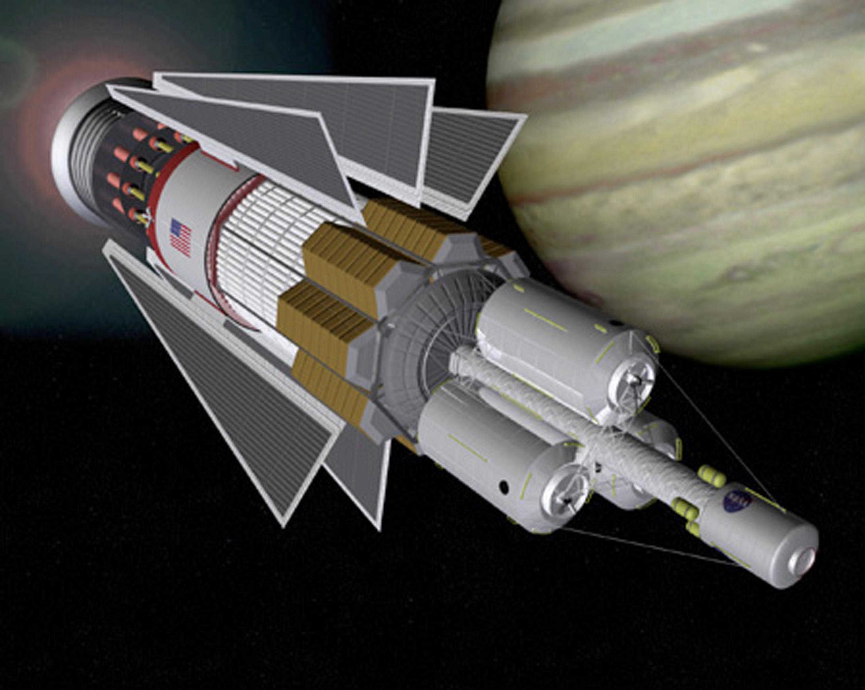 Mini-Mag Orion, NASA MSFC