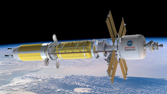 MTV Copernicus (NCPS Config), NASA