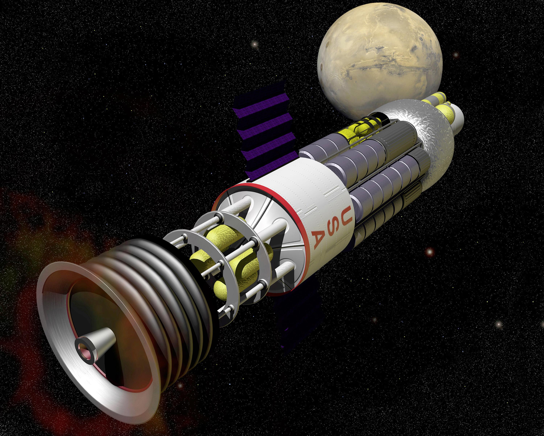 Orion NASA MSFC 1998
