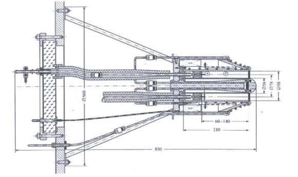 E1 SPT Thruster, Kim et al