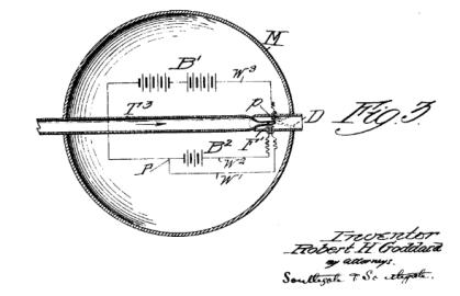 Goddard drive drawing